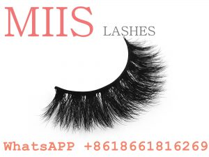 customized  brand real mink lashes