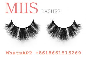 3d mink invisible band mink lashes